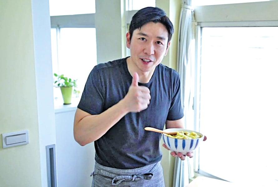 日本型男主廚MASA 教你做日式創意菜