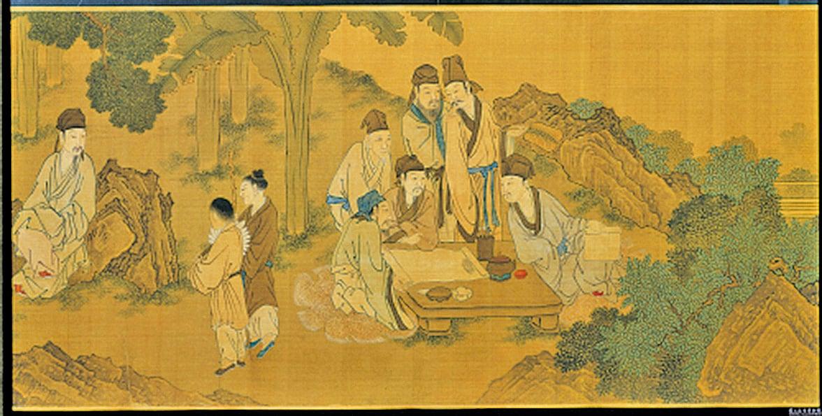 大師王國維最愛的是感情深摯、境界清朗、語言曉暢之作(國立故宮博物院)