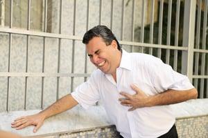急性冠心症患者壞膽固醇控制不佳 慎防復發與猝死