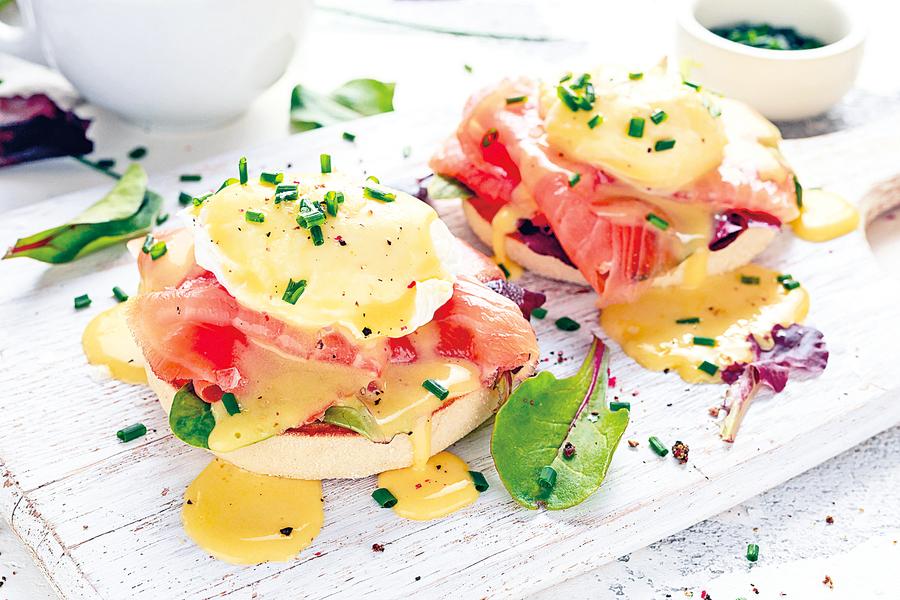 風靡全球的早午餐 班尼迪克蛋