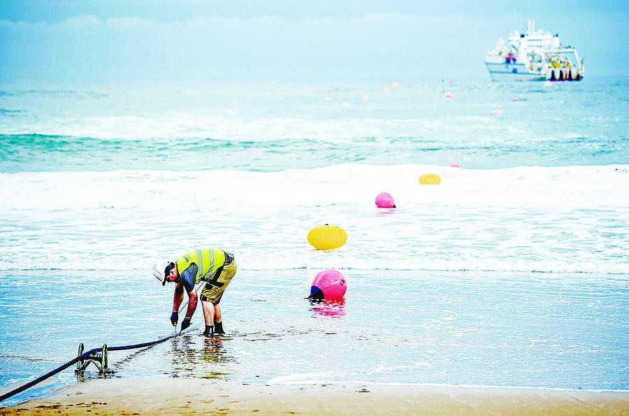 防範華為 海底光纖成新戰場