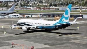美加下令停飛波音737 MAX客機