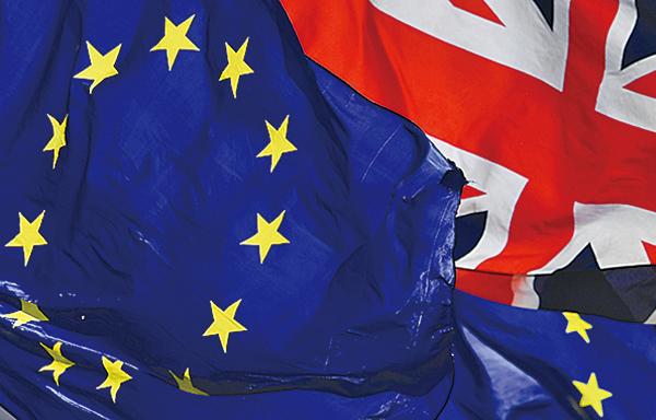 外界預料歐盟會同意英國延遲脫歐的要求,但審視拖延的意義。(AFP)