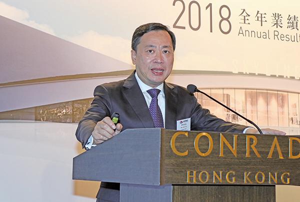旭輝去年賺逾54億人民幣 按年升12%
