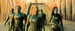 《Marvel隊長》超強女英雄 拯救世界要靠她