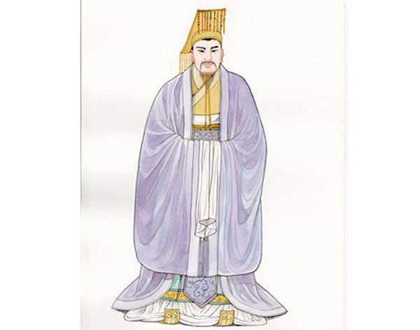 劉恆被眾人認為「道德博厚」、 「勤學好問」,所以被謚為「文」,因 漢代強調以孝治天下,所以劉恆被稱 為「漢孝文帝」。(素素 /大紀元)