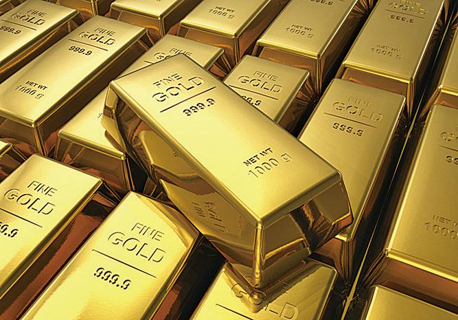 兆豐投顧協理黃國偉表示,萬一英國確定脫歐,黃金和美元是適合加碼的投資標的。(Fotolia)