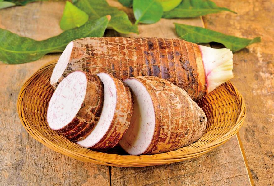 芋頭富含纖維和抗性澱粉常吃可減體脂肪