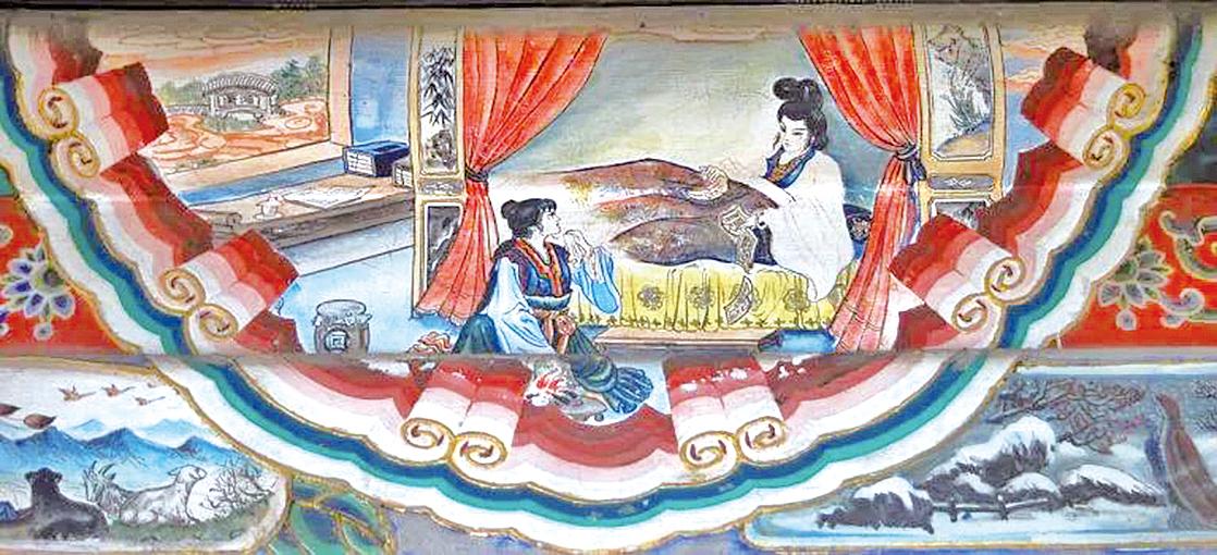 下圖:滿紙荒唐言,一把辛酸淚(wikimedia commons/Shizhao,CC BY-SA 3.0)