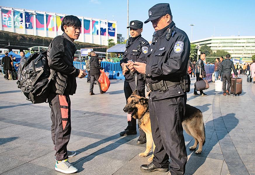 香港因素 維穩費廣東居首