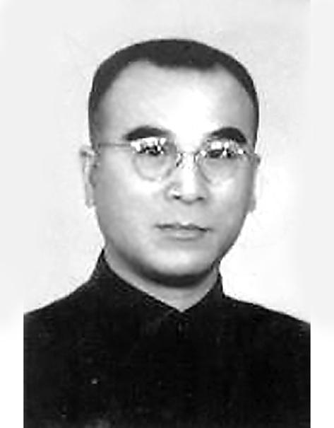 著名法學家楊兆龍。(維基百科)