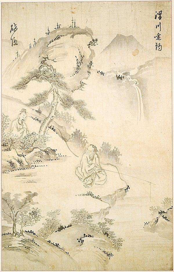 姜太公遇賢主,助就周室八百秋。