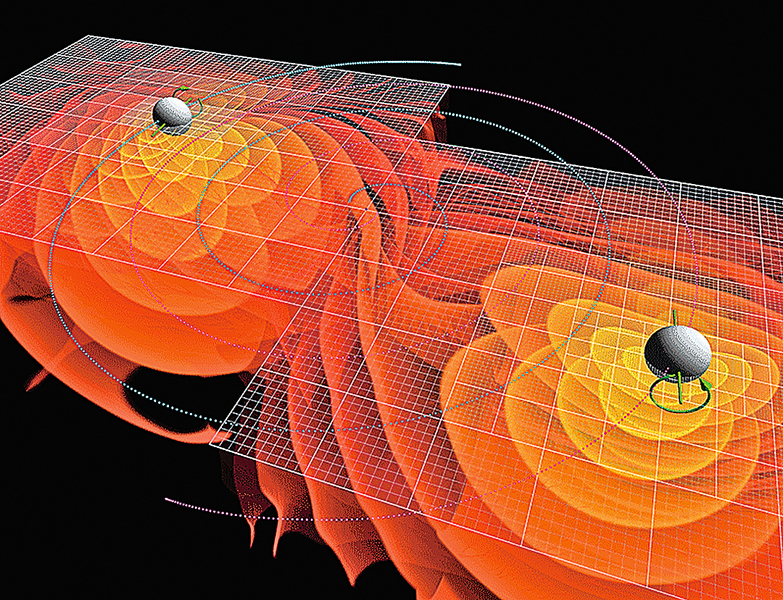引力波重現再證廣義相對論