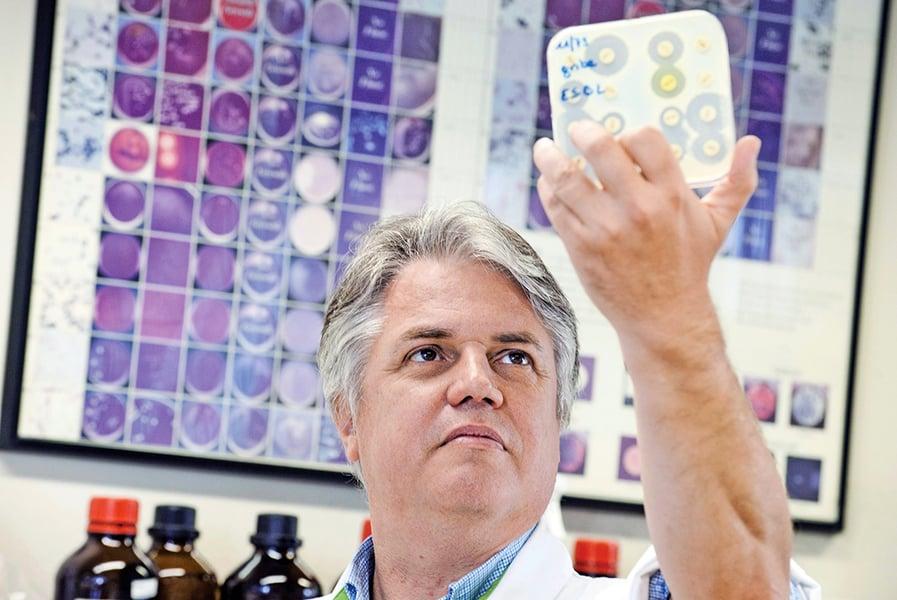 以毒攻毒 利用病毒對付超級細菌