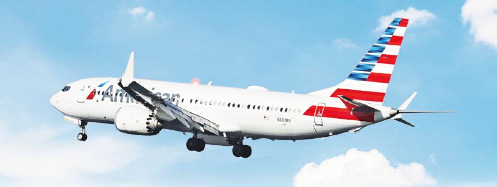 埃塞俄比亞航空公司航班失事後,全球關注波音737 Max機型六大焦點,圖為一架由邁阿密飛往紐約的波音737 Max飛機。(Getty Images、Fotolia)