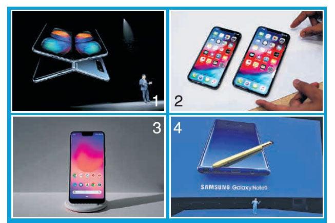 今年哪些新款手機值得期待