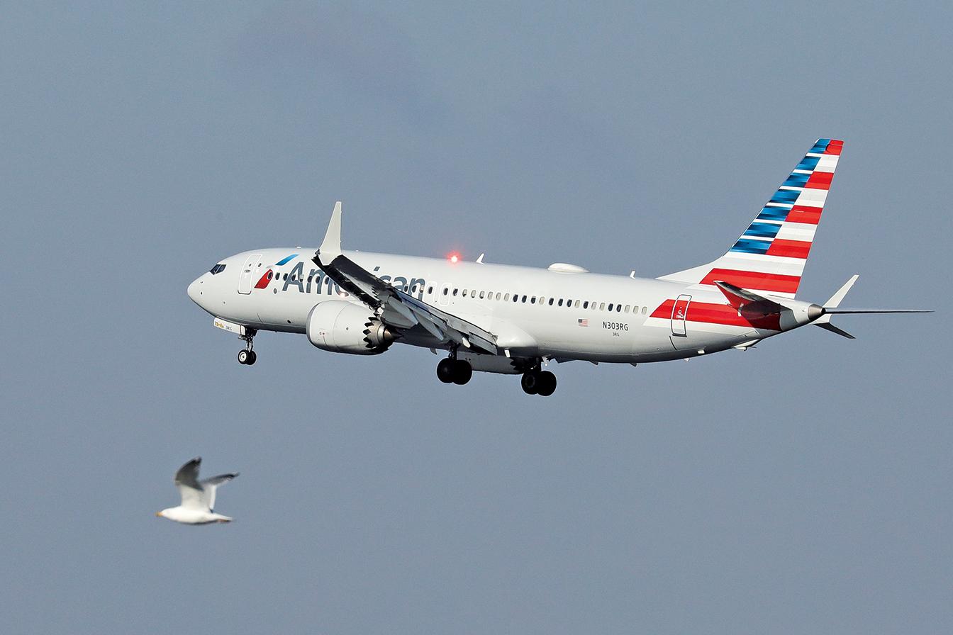 據墜毀飛機的黑盒子數據顯示,此次的空難與去年10月印尼獅航的空難具有「明顯的相似性」。(Getty Images)