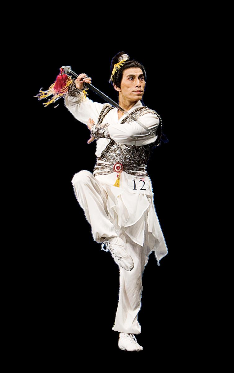 神韻藝術團編導、主要舞蹈演員陳永佳。(大紀元)