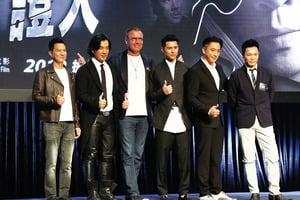 張家輝任賢齊《沉默的證人》 為港國際電影節揭幕