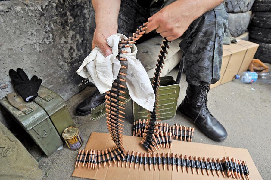 世界最快機槍每分鐘射出上百萬發子彈