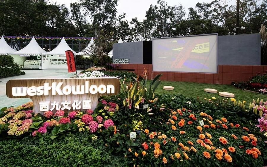 香港花卉展覽2019 綻放・自由花間
