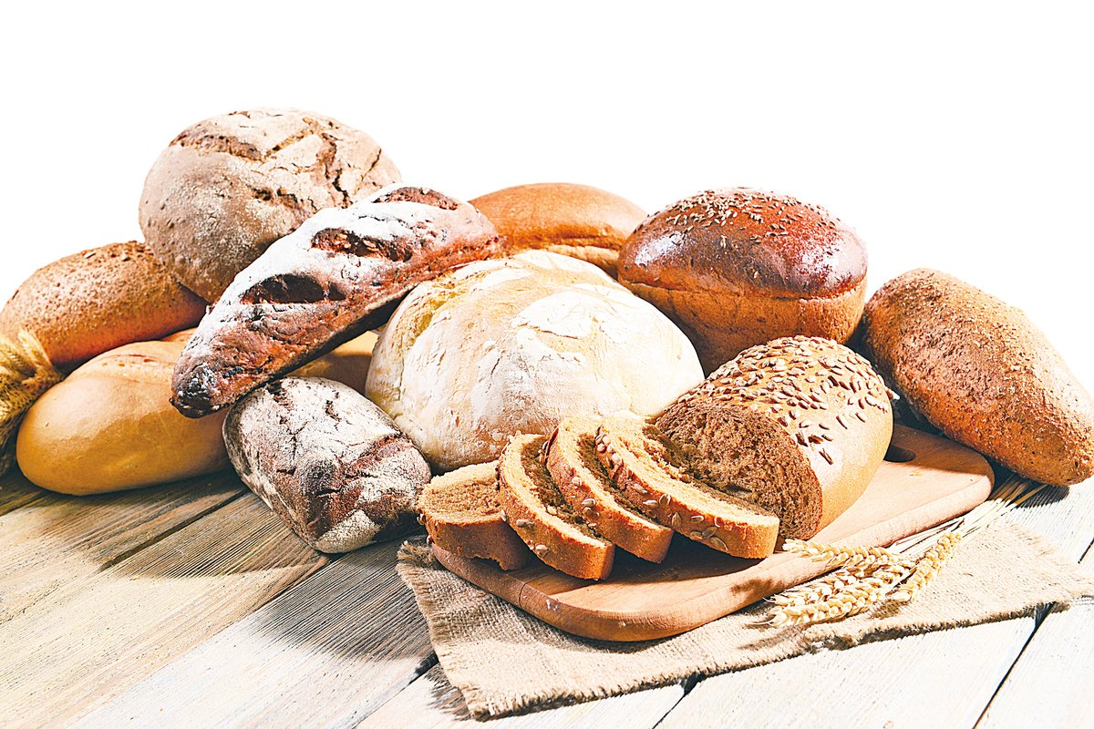 市面上的麵包種類多,讓人不知該如何選擇。