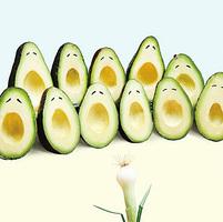 以食物說故事 視覺藝術家創意十足