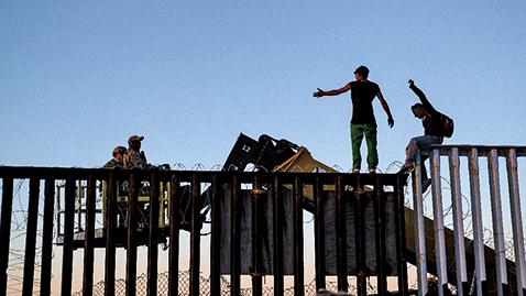 五角大樓已確認,共有128億美元可供支持邊境牆建設。(AFP)