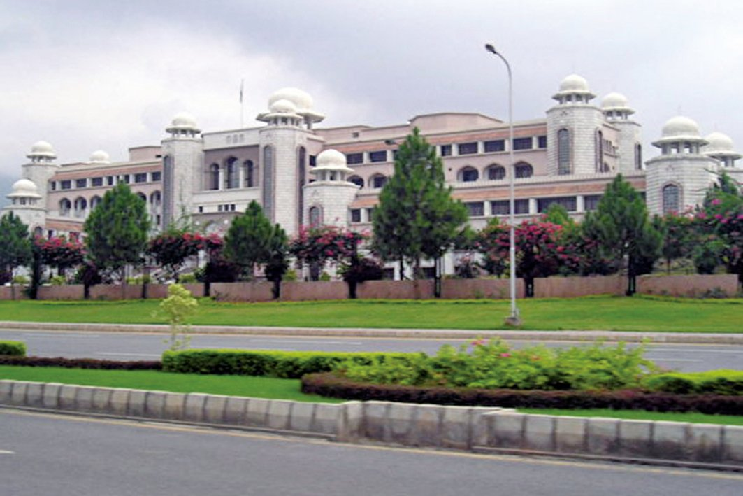 最近巴基斯坦似乎試圖與北京保持距離。圖為巴國總理官邸。(Wikimedia commons)