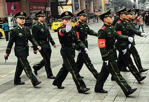 中共武警部隊或被大幅拆分