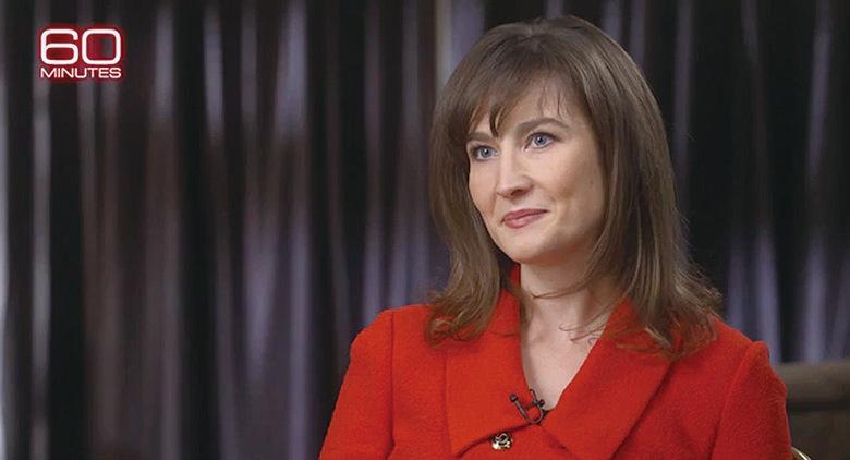 凱瑟琳沃納(Catherine Werner)曾是美國駐廣州領事館的商務領事,她在訪談中也講述了受到聲波攻擊的經歷。(影片截圖)
