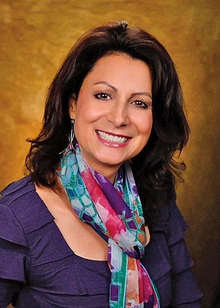 美國心靈作家黛比吉森尼(Debbie Gisonni)曾在自傳體小書《生命課》中記述自己對遠方親人的感應。(黛比‧吉森尼提供)
