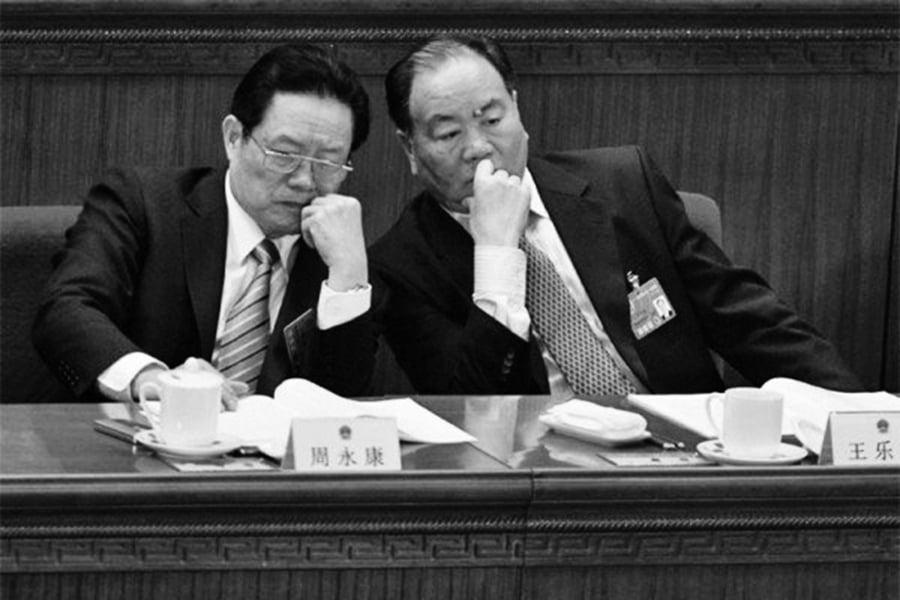 共法學會會長 首次由政治局委員接替