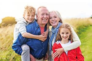 祖父母可以教給孫輩們的七件事