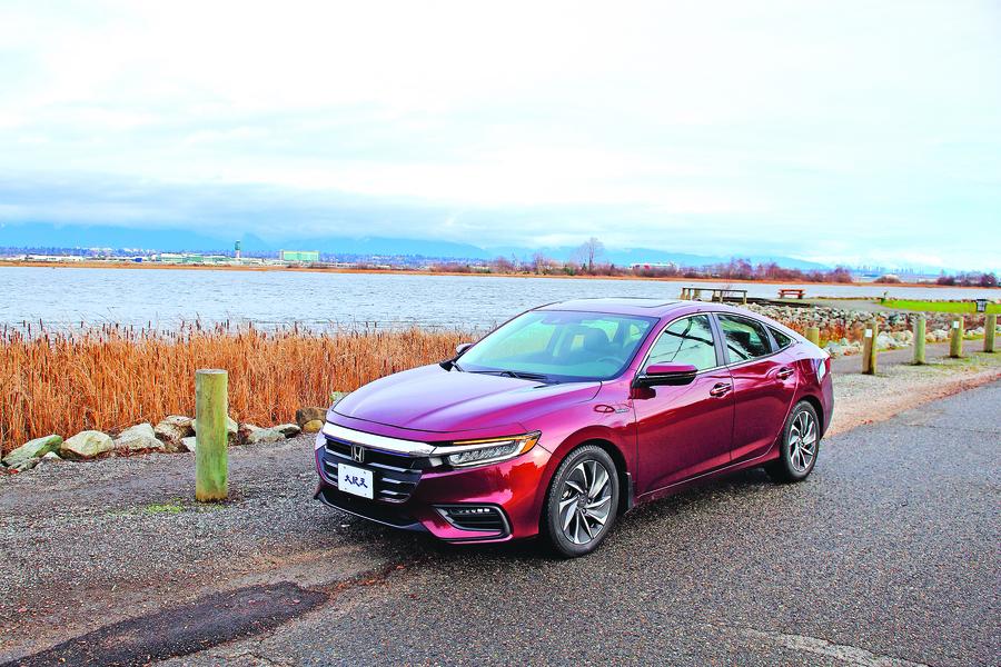 混能車家族 2019 Honda Insight Hybrid