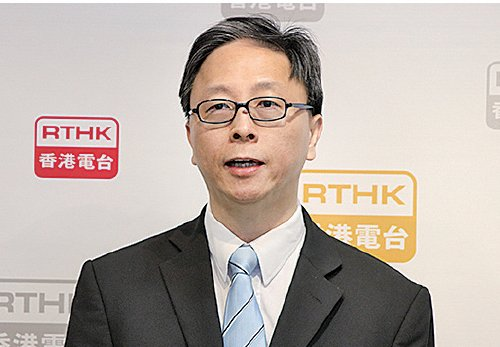 港大感染及傳染病中心總監何栢良表示,今年本港麻疹個案是自2015年以來新高。(蔡雯文/大紀元)