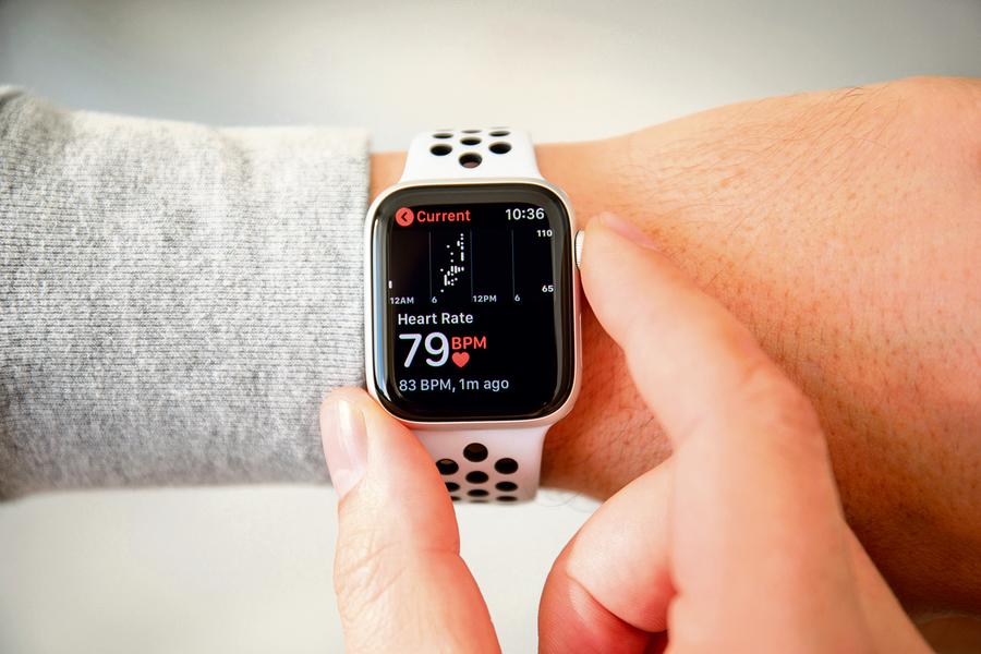 蘋果和史丹福大學 心臟研究找出兩千人患心律不齊