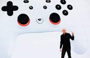 遊戲產業新星 Google發表串流遊戲平台 STADIA