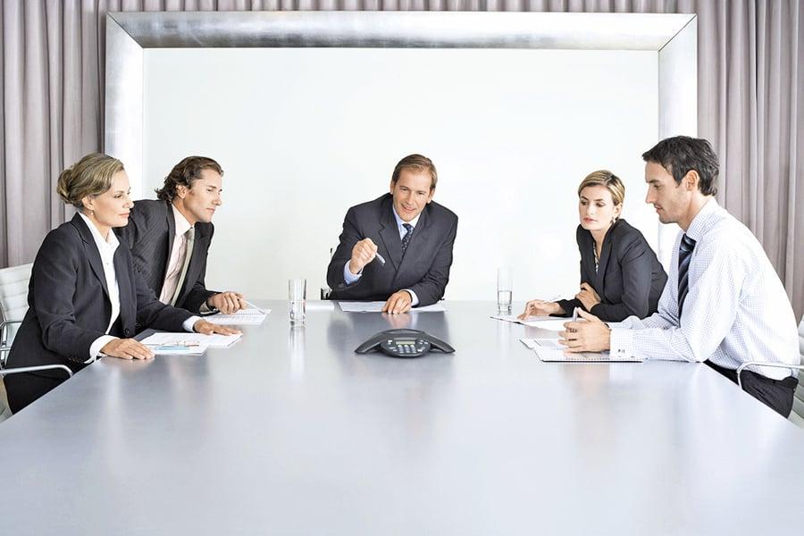 電話會議禮儀