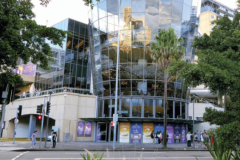 神韻世界藝術團在澳大利亞悉尼Lyric 劇院的演出持續爆滿。(史迪/大紀元)