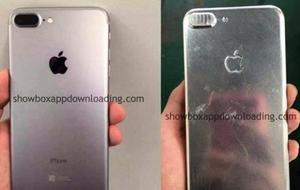 iPhone 7最新諜照外洩