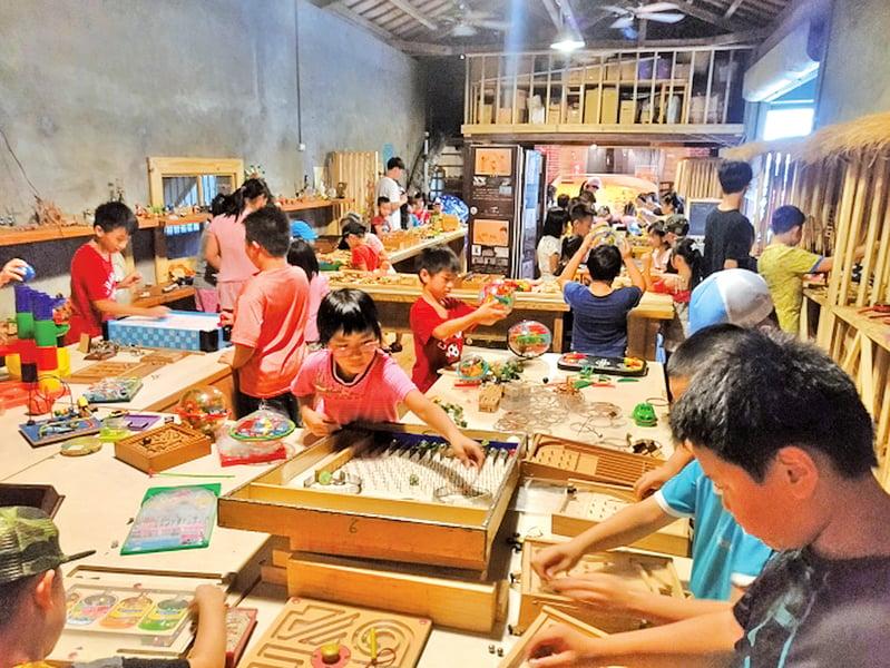 童趣無限――台灣大雅橫山童玩文化館