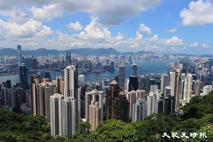 全球生活費最貴的城市 香港躍居第一