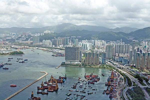 香港二月出口大跌6.9%