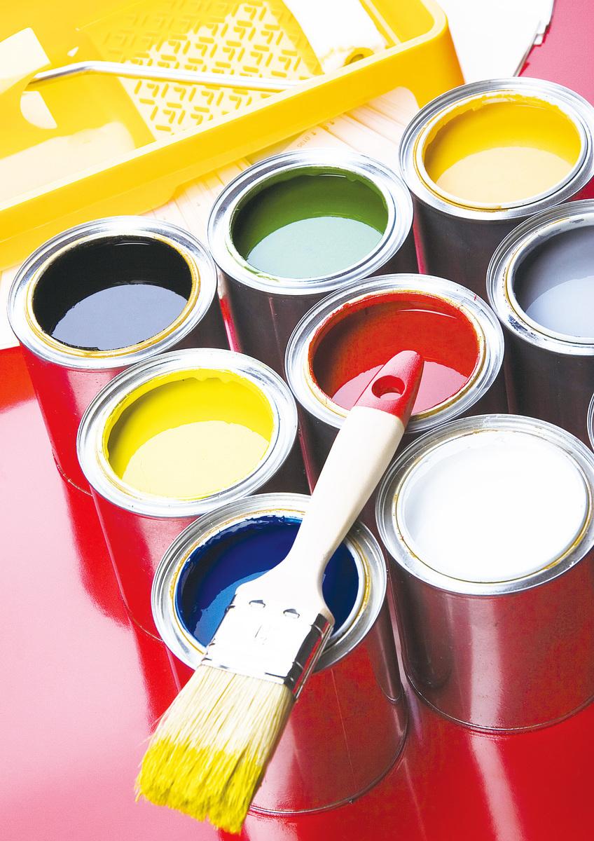 傳統觀念以為油性漆比水性漆耐久,但科技發展至今,水性漆已能更耐候耐久。