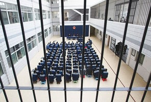 形形色色的中國黑監獄