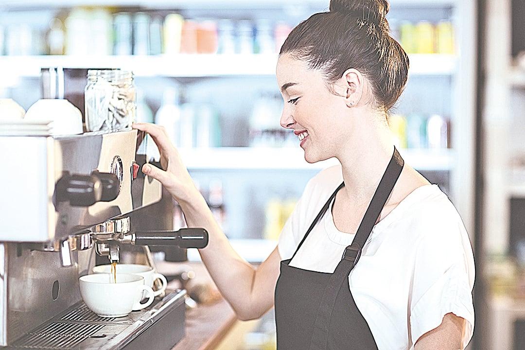 咖啡中的咖啡因含量,與咖啡豆品種、粉的粗細和咖啡豆烘培度都有關。