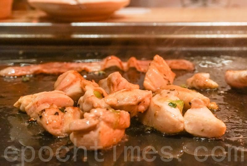 雞肉入口嫩滑。
