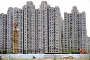 中國房企去年債務激增21%