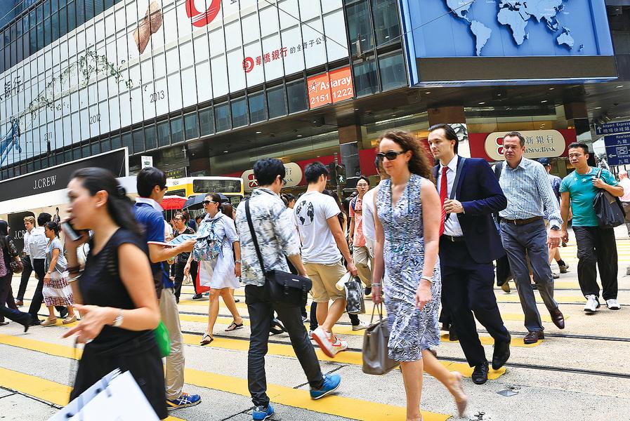 香港生活成本全球最高